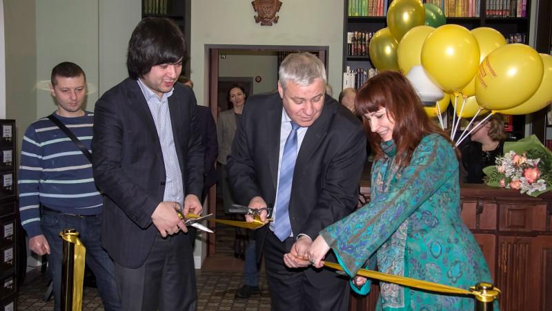 Библиотека на ул. Пионерской, 4 открылась после ремонта