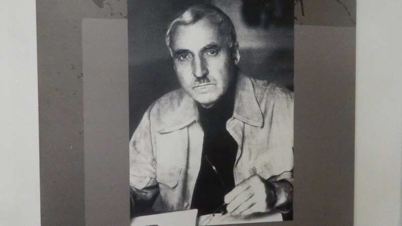Художественная выставка «Человек и время: писатель Константин Симонов»