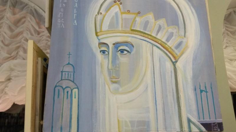 Открытие выставки картин  Дмитрия Маркуля «Художник с 4-го этажа»