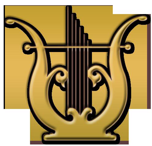 Логотип школы искусств в Выборге