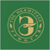 Логотип выставочного центра Эрмитаж-Выборг