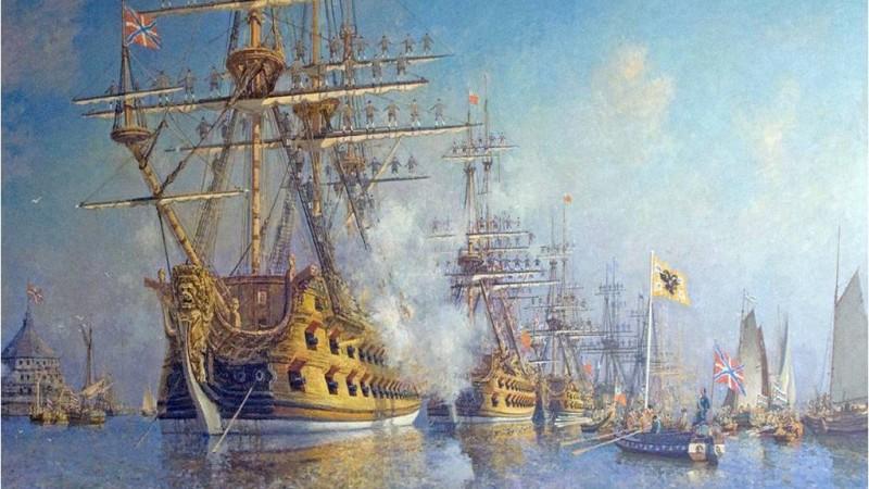 Библиотека на Рубежной, 18 принимает заявки на мероприятие «Российский флот и его капитаны»