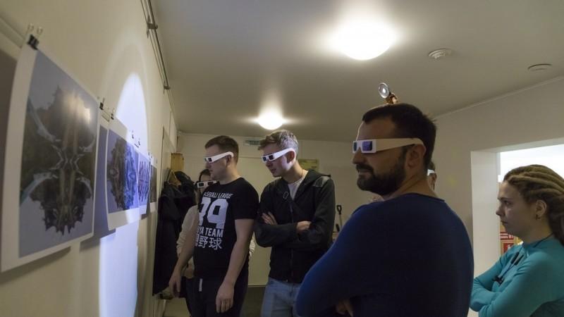 7-28 февраля Выставка стереофотографий Алика Крутошинского в Библиотеке на Рубежной, 18