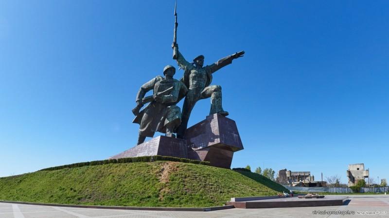 Гимн городу-герою. Севастополь
