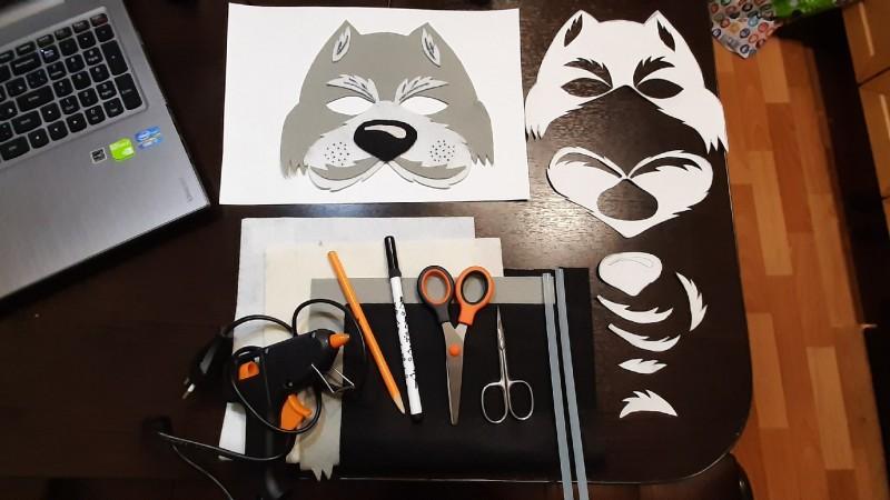 Библио мастер-класс «Такие разные волки»