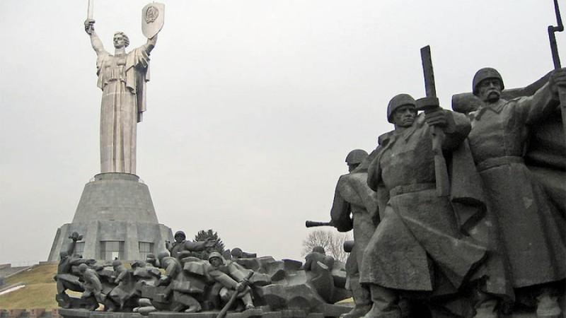 Гимн городу-герою. Киев