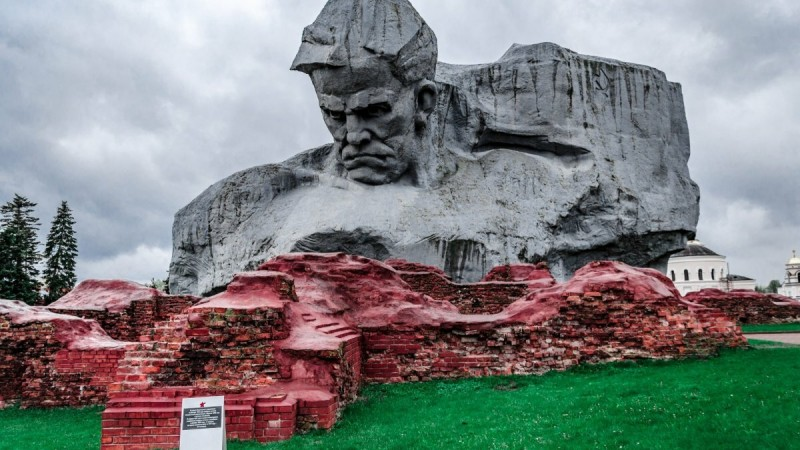 Гимн городу-герою. Брестская крепость