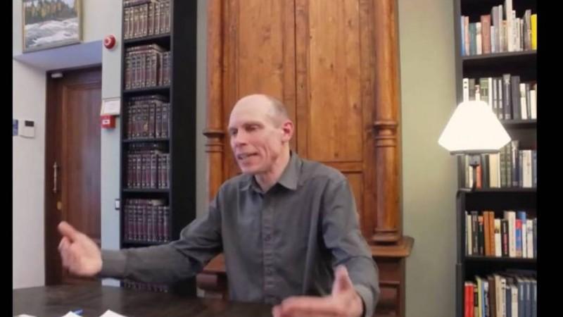 """Лекция """"Микаэль Агрикола- отец финской литературы"""" в библиотеке на Пионерской"""