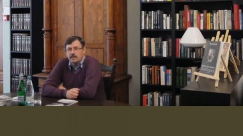 Встреча с Павлом Валентиновичем Крыловым в библиотеке на Пионерской, 4