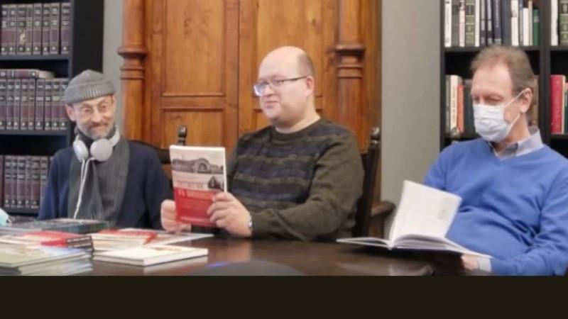 """Презентация книг Издательского Дома """"Инкери"""" в Библиотеке на Пионерской, 4"""